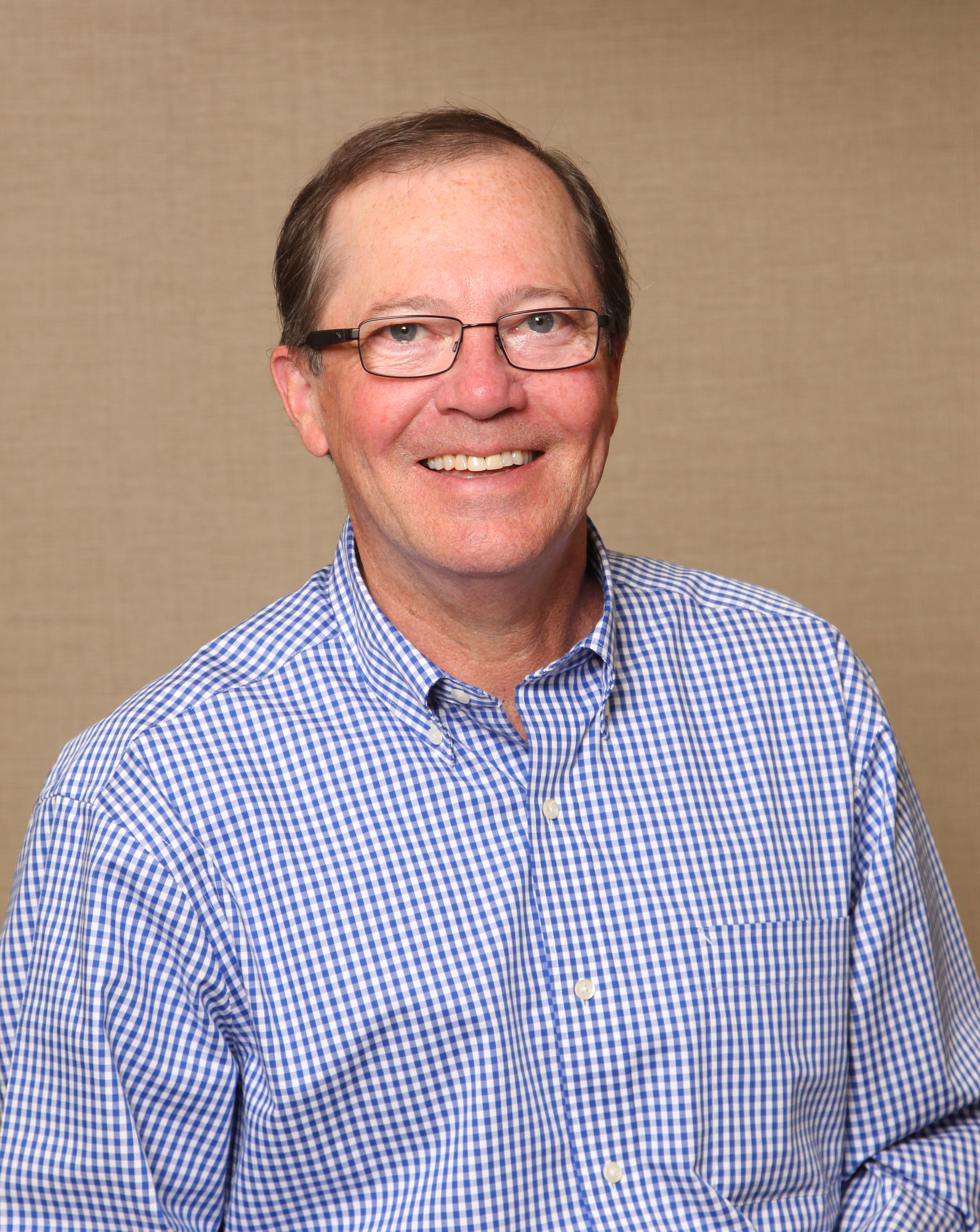 Dr. Ken Robertson Headshot