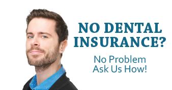 No insurance, no problem. Check out Dr. Ken Robertson's flexible payment options.